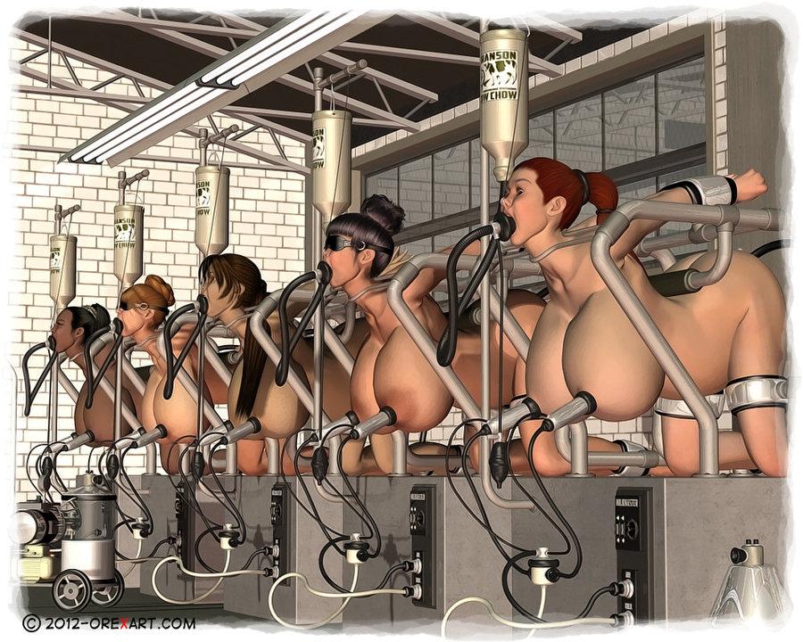 Порно Игры Молочная Ферма