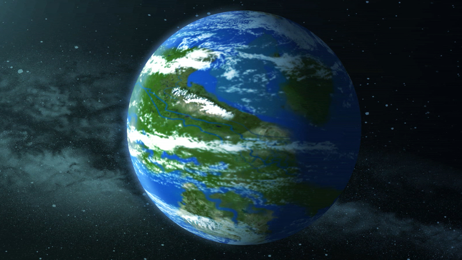 planets that look like earth - HD1920×1080