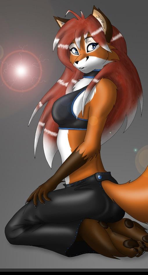 Порно волк с лисом 148