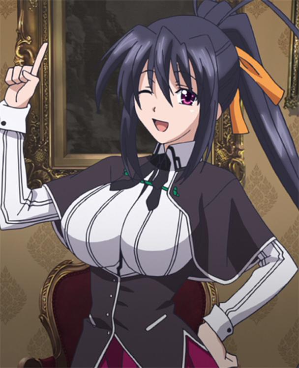 ETA ::Profile (Akeno_Himejima_GC)